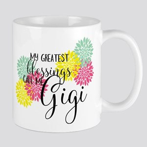 Gigi's Greatest Blessings Mugs