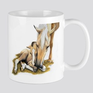 Palomino, Mare, buckskin, foa Mug