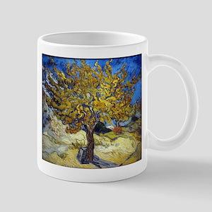 Van Gogh Mulberry Tree Mugs