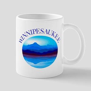 Lake Winnipesaukee New Hampshire Large Coffee Mugs
