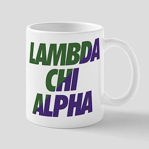 Lambda Chi Alpha Athletic Mug