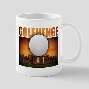 Golf - Golfhenge Mugs