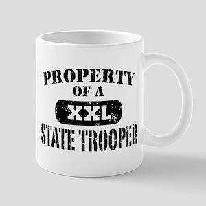 Property of a State Trooper Mug