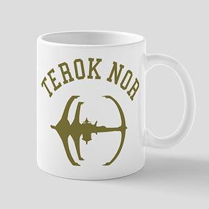 DS9 Terok Nor Collegiate Mugs
