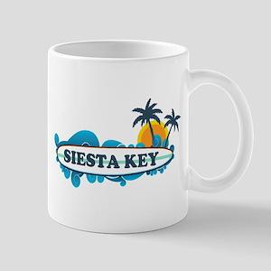 Siesta Key - Surf Design. Mug