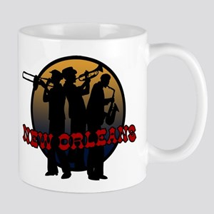 New Orleans Jazz Players Mug