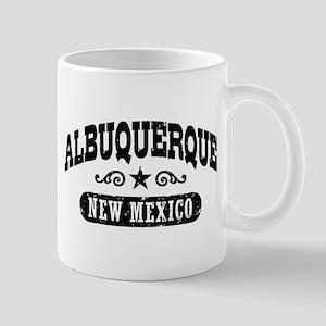 Albuquerque New Mexico Mug