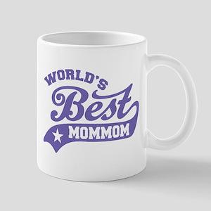World's Best MomMom Mug