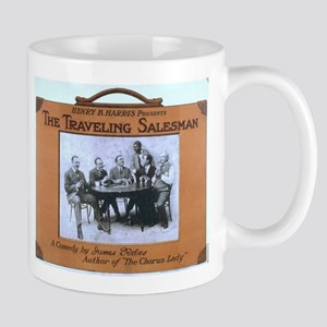 Traveling salesman - US Lithograph - 1908 Mugs