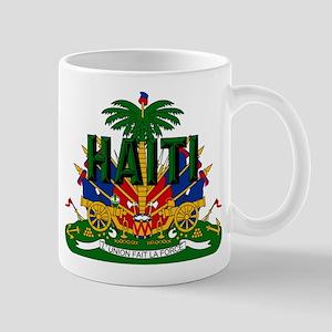 Haitian Coat of Arms Mug