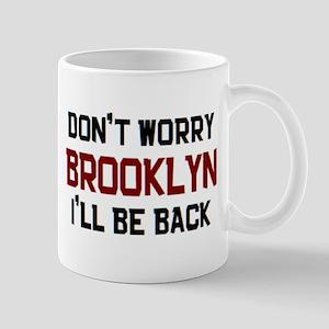 brooklyn back 11 oz Ceramic Mug