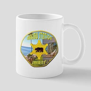 Malibu Sheriff Mugs