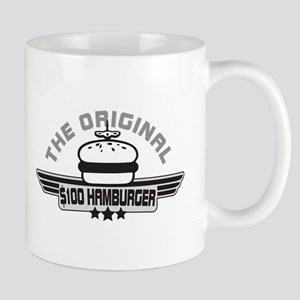 100 Dollar Hamburger Mug