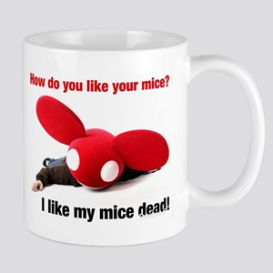 deadmau5_shirt1 Mugs