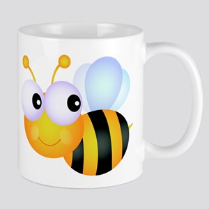 Cute Cartoon Bumble Bee Mug