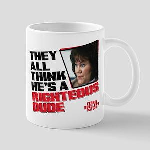 Ferris Bueller - Righteous Dude Mug