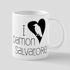 I Heart Damon Salvatore Mug