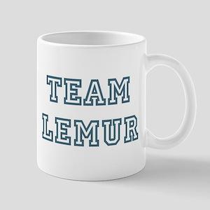 Team Lemur Mug