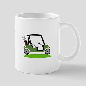 Golf Cart Mugs