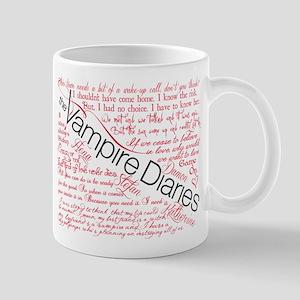 The Vampire Diaries quotes Mug