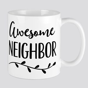 Neighbor Appreciation Gift Mugs