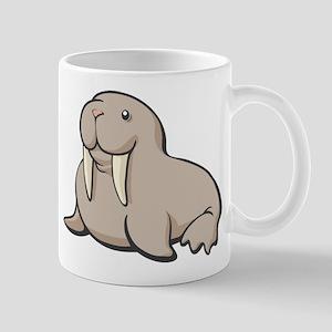 Cartoon Walrus Mug