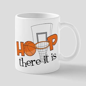 Hoop There It Is Mug