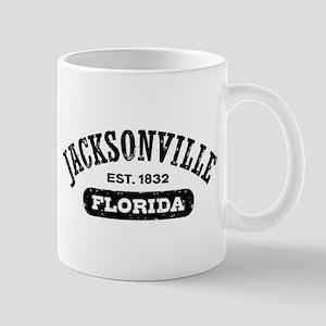 Jacksonville Florida Est. 1832 Mug