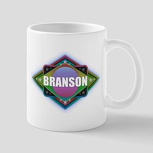 Branson Diamond Mugs