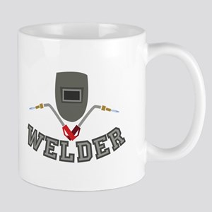 Welder Mugs