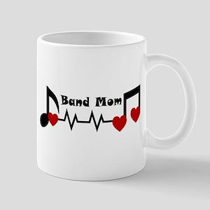 Band Mom - The Heartbeat - Mugs