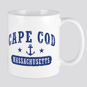 Cape Cod Massachusetts Mug