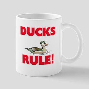 Ducks Rule! Mugs