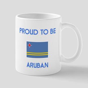 Proud to be Aruban Mugs