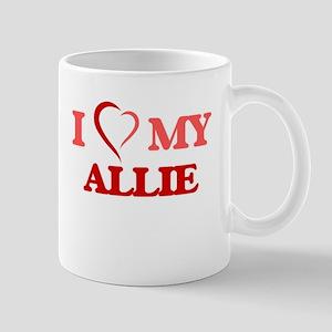 I love my Allie Mugs