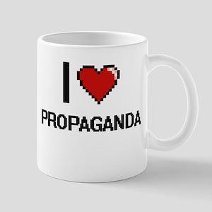 I Love Propaganda Digital Design Mugs
