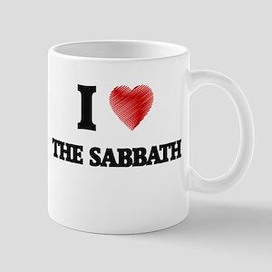 I love The Sabbath Mugs
