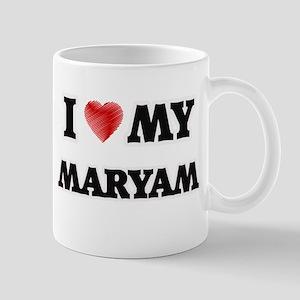 I love my Maryam Mugs