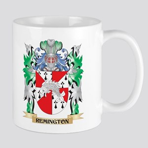 Remington Coat of Arms - Family Crest Mugs