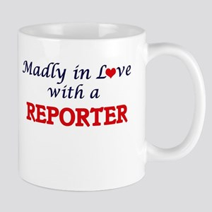 Madly in love with a Reporter Mugs