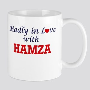 Madly in love with Hamza Mugs