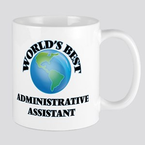 World's Best Administrative Assistant Mugs