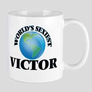 World's Sexiest Victor Mugs