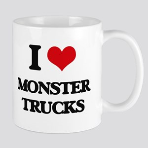 monster trucks Mugs