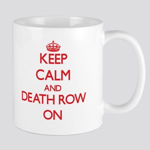 Death Row Mugs