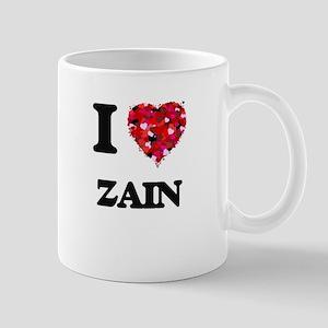 I Love Zain Mugs