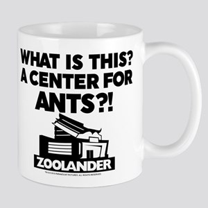 Center for Ants - Black Mug