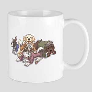 Hamilton Musical x Dogs Mugs