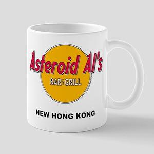 Asteroid Al's Bar & Gril Mugs