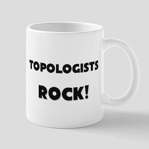 Topologists ROCK Mug
